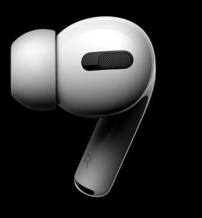 Notebook GSM - Apple AirPods Pro vezeték nélküli töltőtokkal bluetooth headset