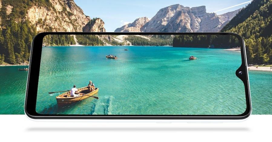 Notebook GSM - Samsung Galaxy A20E Mobiltelefon, Kártyafüggetlen, Dual Sim