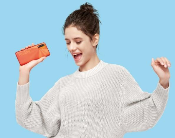 Notebook GSM - Xiaomi Redmi 9T Mobiltelefon, Kártyafüggetlen, Dual Sim, 128GB
