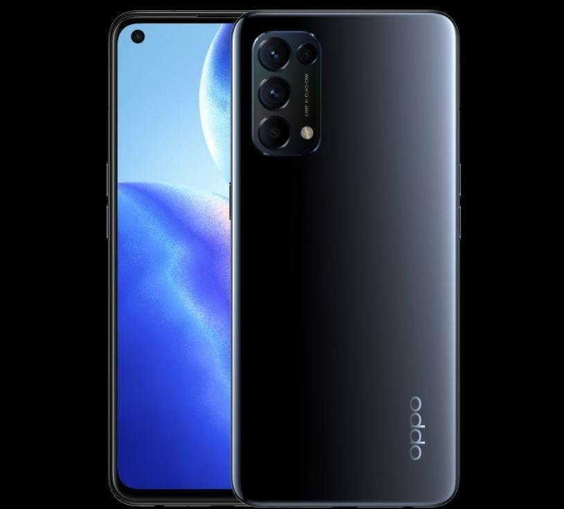 Notebook GSM - Oppo Reno 5 5G Mobiltelefon, Kártyafüggetlen, Dual Sim,