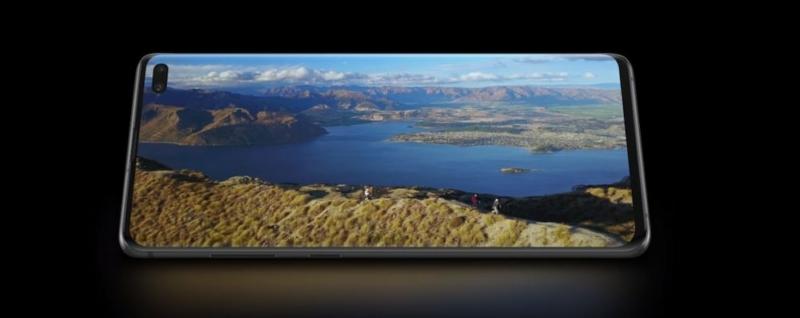 Notebook GSM - Samsung Galaxy S10 Mobiltelefon, Kártyafüggetlen, Dual Sim