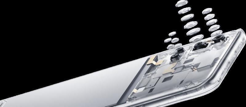 Oppo A72 Mobiltelefon, Kártyafüggetlen, Dual Sim, 128GB, Lila