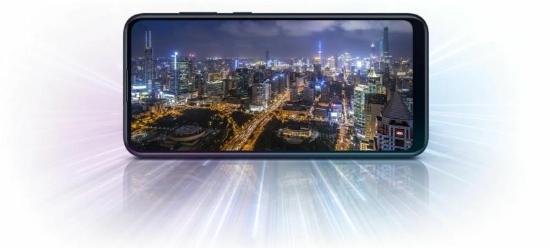 Notebook GSM - Samsung Galaxy M11 Mobiltelefon, Kártyafüggetlen, Dual Sim, 32GB