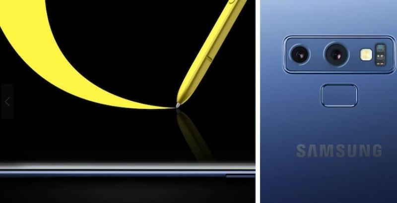 Notebook GSM - Samsung Galaxy Note 9 Mobiltelefon, Kártyafüggetlen, Dual Sim, 64GB