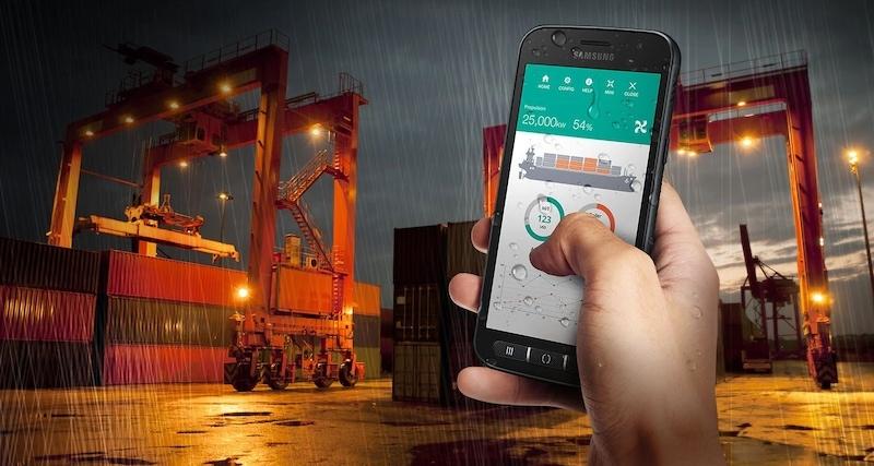Notebook GSM - Samsung Galaxy Xcover 4S Mobiltelefon, Kártyafüggetlen, Dual Sim, 32GB