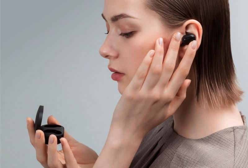 Notebook GSM - Xiaomi Mi True Wireless Earphones Basic 2, Bluetooth fülhallgató, Fekete