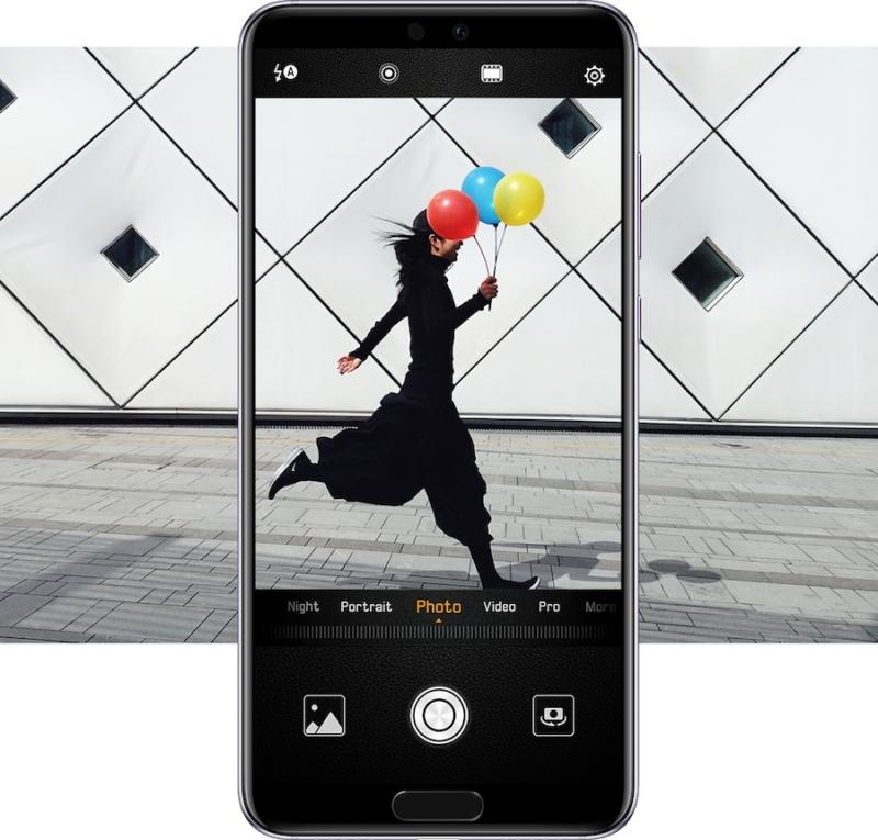 Notebook GSM - Huawei P20 Használt Mobiltelefon, Kártyafüggetlen, Dual Sim