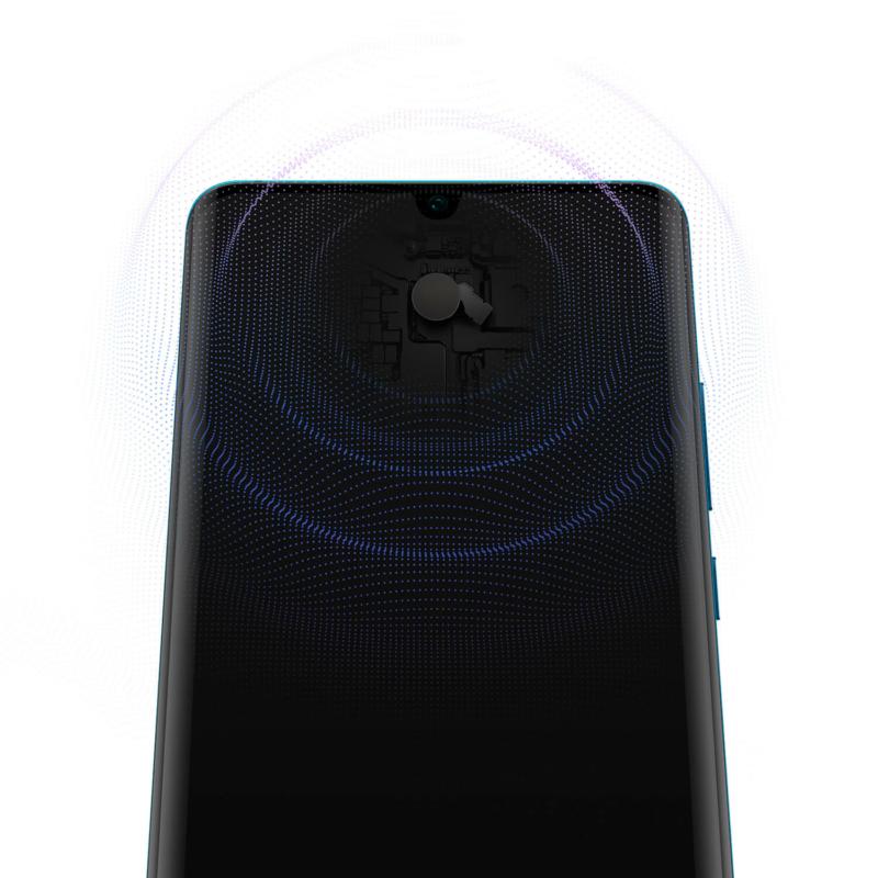 Huawei P30 Pro Mobiltelefon, Kártyafüggetlen, Dual Sim, 128GB, Fekete